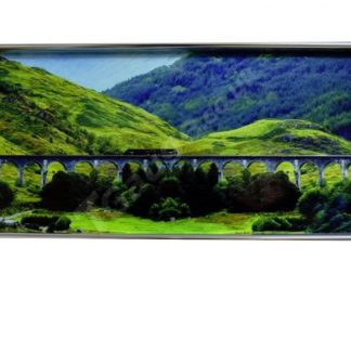 T Gauge S-075 Glenfinnan Viaduct Picture Frame Diorama