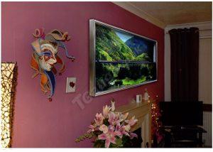 Glenfinnan Viaduct Picture Frame Diorama
