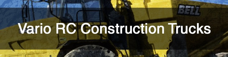 vario rc construction equipment