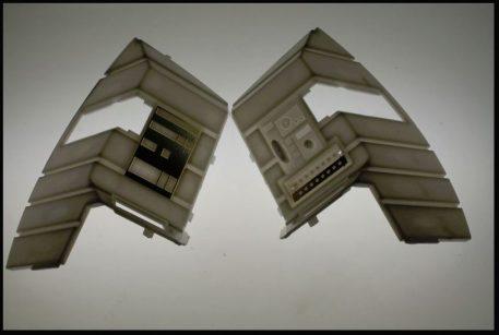 Paragrafix EVA Pod Photoetch Set in Brass