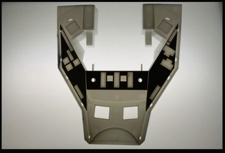 Brass Paragrafix EVA Pod Photoetch Set