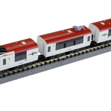 Rokuhan ST005-1 JR Narita Express Z Shorty Passenger 3-Car Set