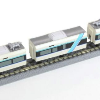 Rokuhan ST006-1 Tobu Revaty Z Shorty Passenger 3-Car Set