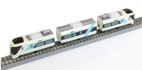 Rokuhan ST006-1 Tobu Revaty Z Shorty Passenger 3-Car Set