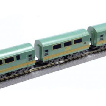 Rokuhan ST007-1 Yufuin-no-Mori Z Shorty Passenger 3-Car Set
