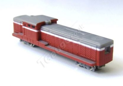 T Gauge 1:450 Scale Garden Motor Car Locomotive 021-A