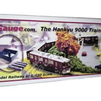 Hankyu 9000 Series Train Set