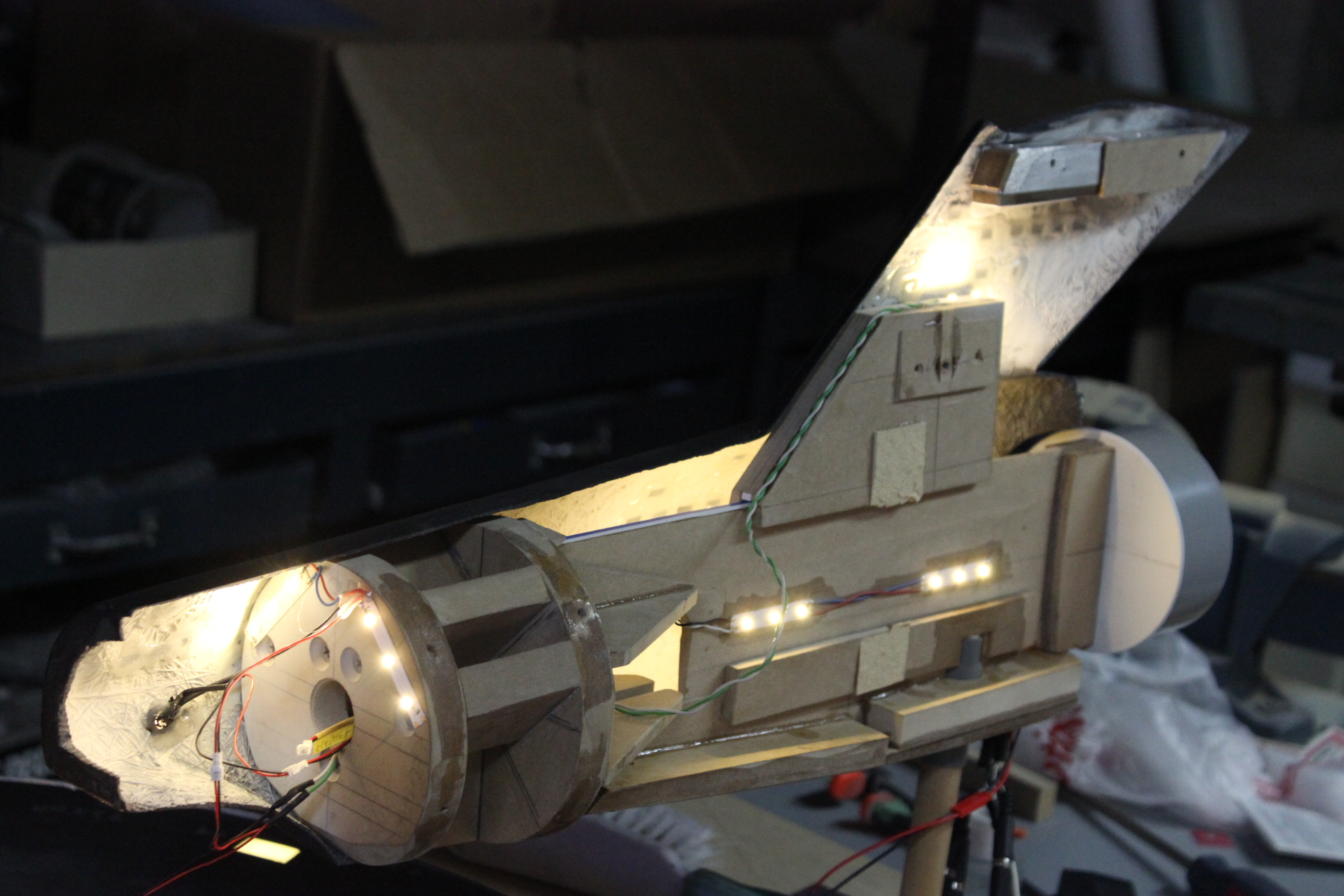 large star trek enterprise