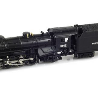 AZL NYC Mikado 50000-2 #1845 Locomotive (Light)