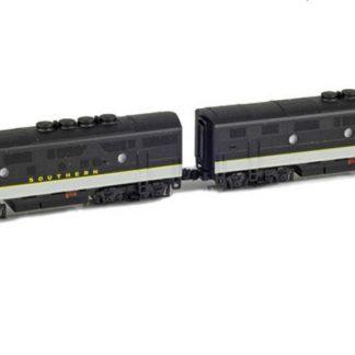 AZL Southern 62910-1 #4132-4320 Locomotive F3 A-B Set