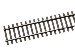 """Walthers HO Scale Code 83 Nickel Silver Flex Track w/Wood Ties 36"""" 91.4cm, Pack of 5"""