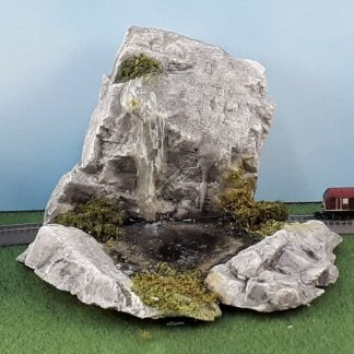 T Gauge Large Rock Pool MST010
