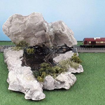 T Gauge Medium Rock Pool MST08