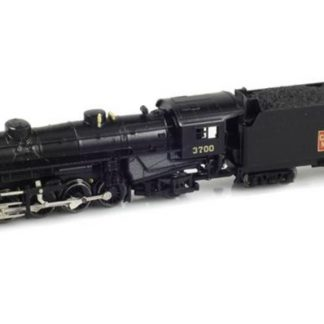 AZL CN Mikado 50007-1 Locomotive (Light) #3700