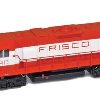 AZL Frisco GP38-2 #413 Locomotive 62523-2F