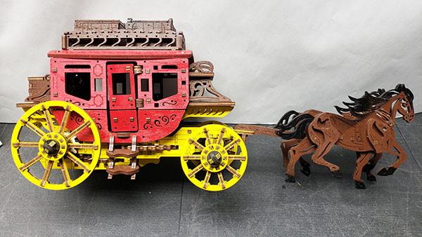 ugears stagecoach 7 20