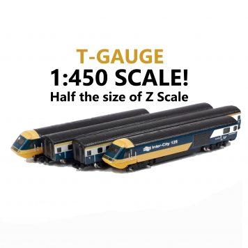 TGauge Model Trains 1:450 Scale