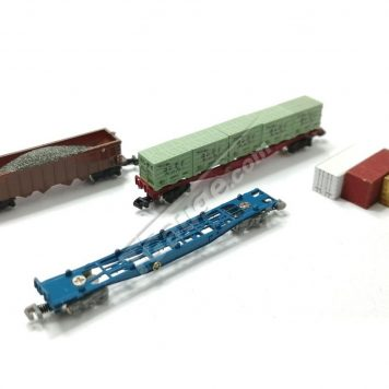 T Gauge The Freight Kit 1:450 Scale TP-3/A1