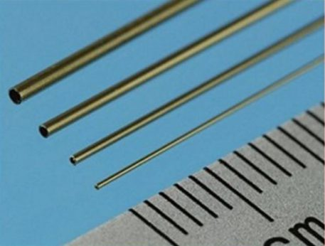Nickel Silver Slide Fit Tubes (0.4mm, 0.6mm, 0.8mm) - SFT5