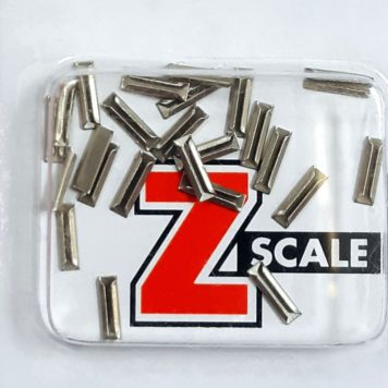 Atlas Model Railroad Co. Z Scale Rail Joiners for Code 55 Track 2814
