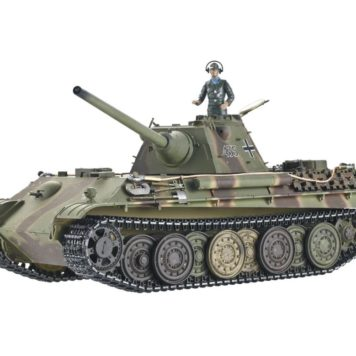 Taigen Tanks 1/16 Panther Ausf F Metal Airsoft Edition 13090