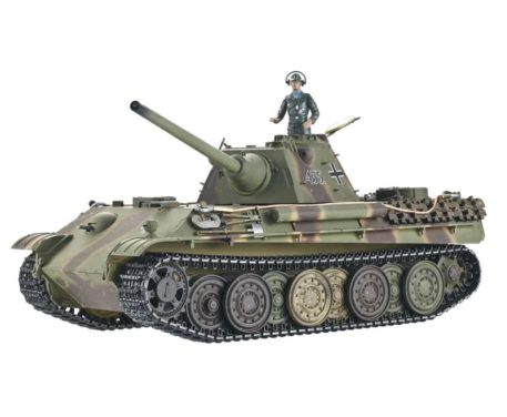 Taigen Tanks 1/16 Panther Ausf F Metal Infrared Edition 13095