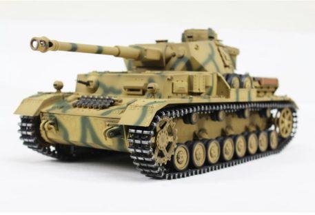 Taigen Tanks 1/16 Panzer IV Ausf G Metal Camo Airsoft Edition 12093