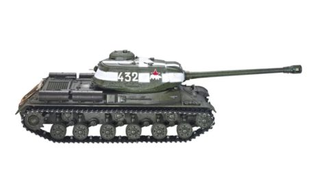 Taigen Tanks 1-16 Russian JS-2 Metal Edition Airsoft FRONT 13460