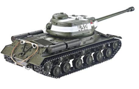 Taigen Tanks 1-16 Russian JS-2 Metal Edition Airsoft SIDE13460