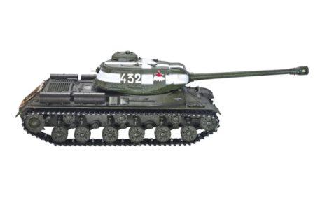 Taigen Tanks 1/16 Russian JS-2 Metal Edition Infrared 13465 Side