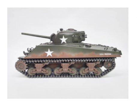 Taigen Tanks Airsoft BB 1-16 Sherman M4A3 75mm Metal Edition