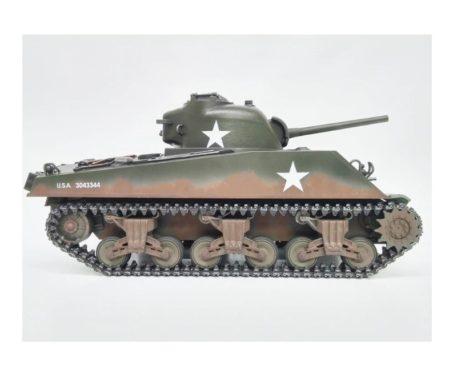 Taigen Tanks Airsoft BB 1-16 Sherman M4A3 75mm Metal Edition SIDE