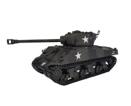 Taigen Tanks Airsoft BB 1/16 Sherman M4A3 76mm Metal Edition 13060