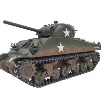 Taigen Tanks Infrared 1/16 Sherman M4A3 75mm Metal Edition 13045