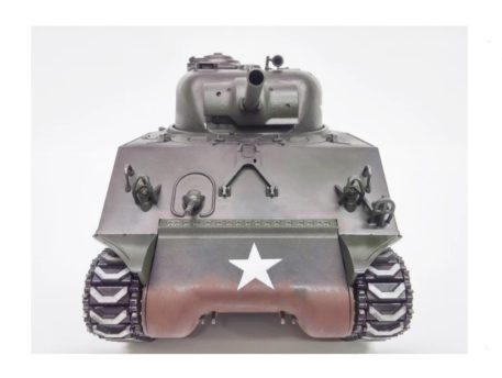 Taigen Tanks Infrared 1-16 Sherman M4A3 75mm Metal Edition 13045 F
