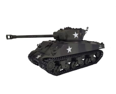 Taigen Tanks Infrared 1-16 Sherman M4A3 76mm Metal Edition 13060
