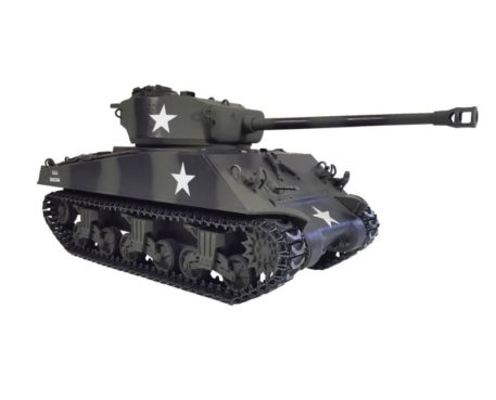 Taigen Tanks Infrared 1-16 Sherman M4A3 76mm Metal Edition 13060 S