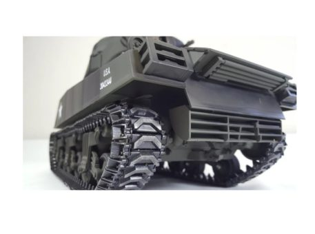 Taigen Tanks Infrared 1-16 Sherman M4A3 76mm Metal Edition 13060 U