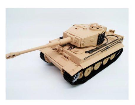 Taigen Tanks 1/16 Tiger 1 Late Version Airsoft BB Plastic Edition 12020