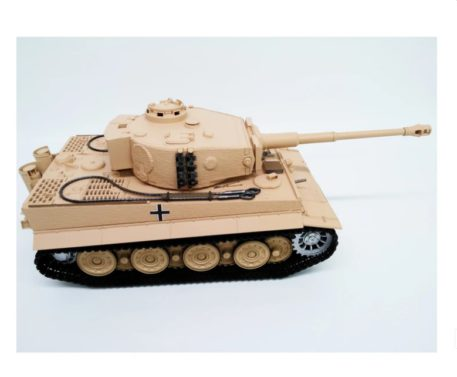 Taigen Tanks 1/16 Tiger 1 Late Version Airsoft BB Plastic Edition 12020 S