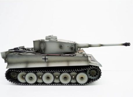 Taigen Tanks 1/16 Tiger 1 Early Version Metal Edition Airsoft BB 12030 Side