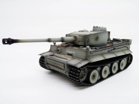 Taigen Tanks 1/16 Tiger 1 Early Version Metal Edition Airsoft BB 12030 Front