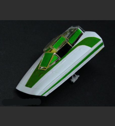 Green Strawberry 1/72 Star Wars Y-Wing Starfighter Mask for BANDAI Built Side