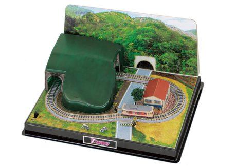 Rokuhan Z Shorty Tunnel Mini-Layout Set SS002-1