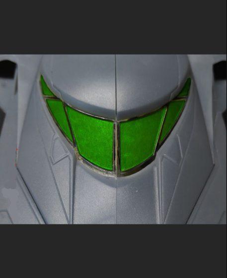 Green Strawberry 1/25 Batmobile 2016 Masks GSW-AM6 Windows