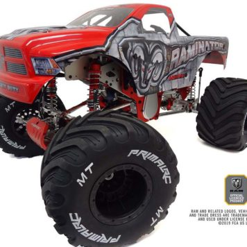 Primal RC 1/5 Scale Raminator Monster Truck RTR