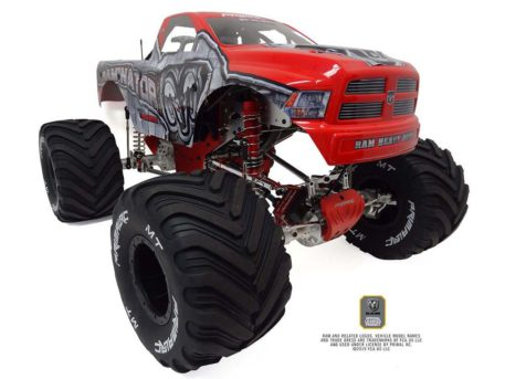 Primal RC 1/5 Scale Raminator Monster Truck RTR with mini