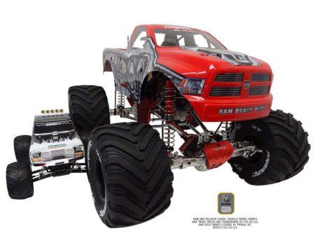 Primal RC 1/5 Scale Raminator Monster Truck RTR Big