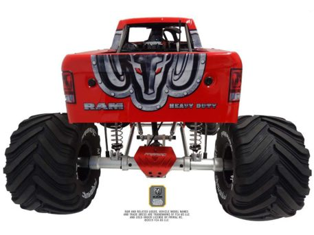 Primal RC 1/5 Scale Raminator Monster Truck RTR Front View