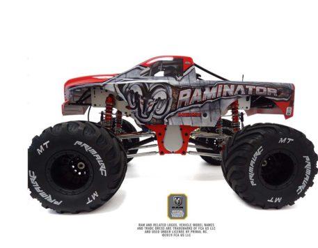 Primal RC 1/5 Scale Raminator Monster Truck RTR Raminator Full